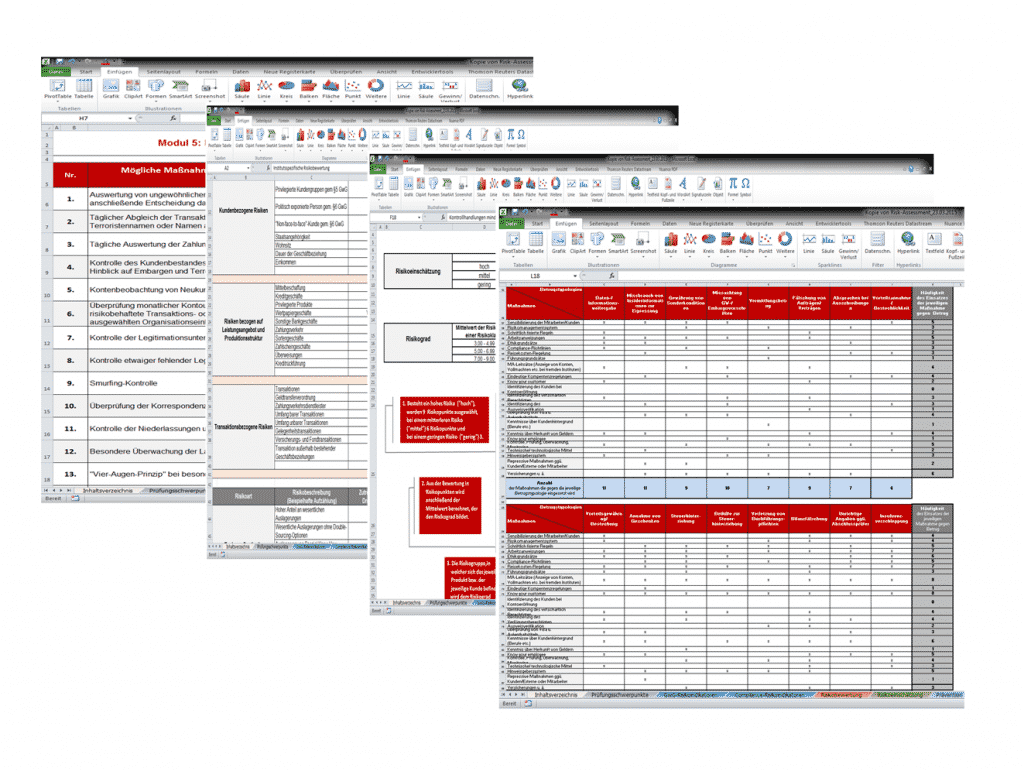 MaRisk Compliance Tool-Instrument-Software