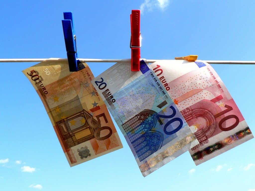 Neues Geldwäschegesetz