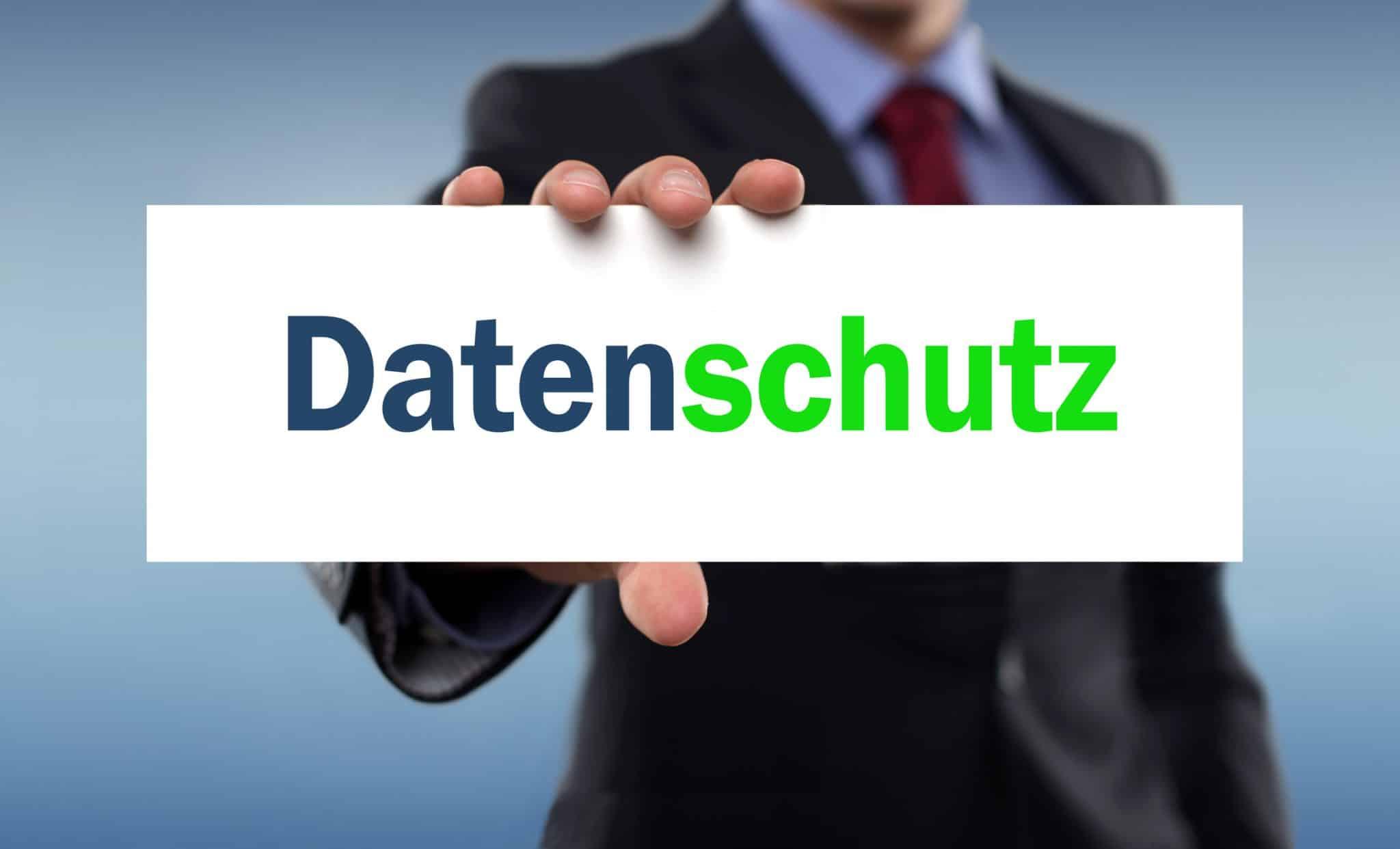 Schulung Datenschutz: Umsetzung EU-DSGVO