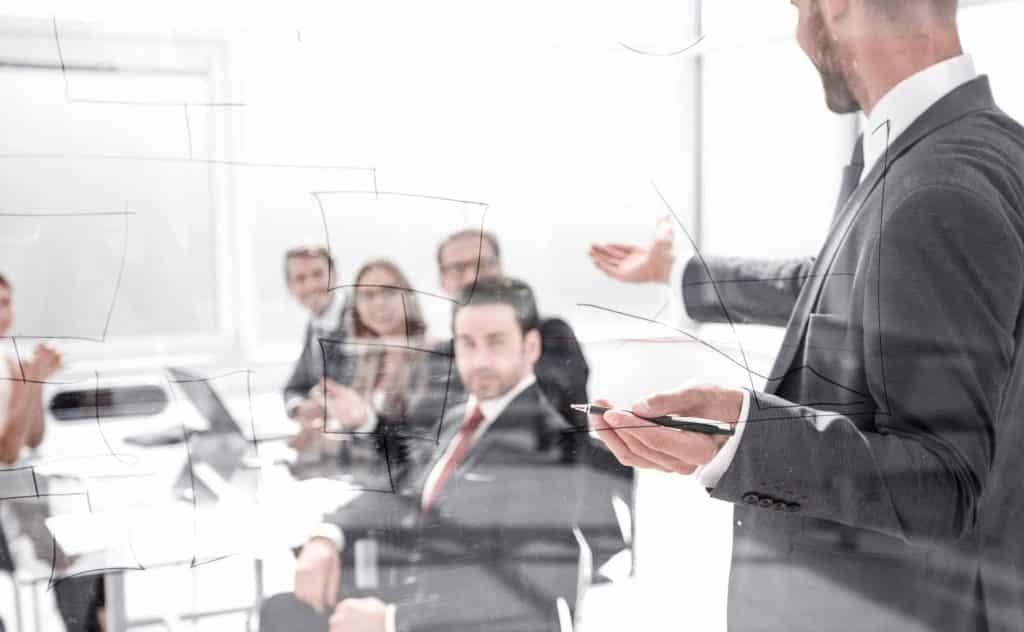 Weiterbildung Präsentation: Kunden begeistern