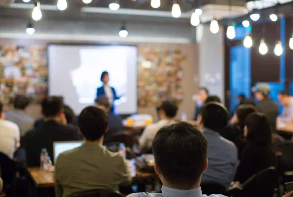 Schulung Präsentation: Überzeugen & Begeistern