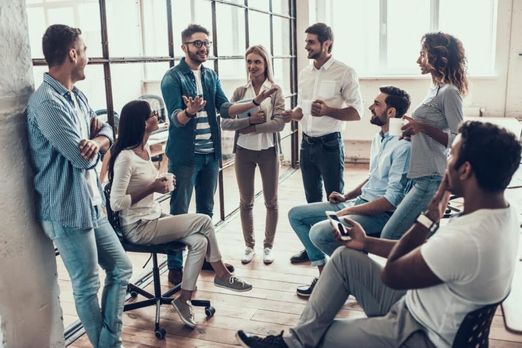 Weiterbildung Präsentation für Führungskräfte