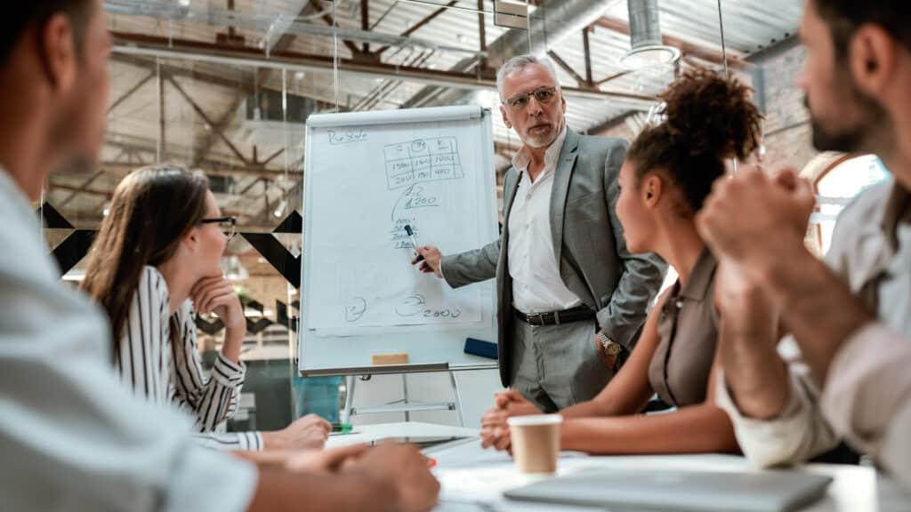 New Work: Online Training Führen als Projektleiter