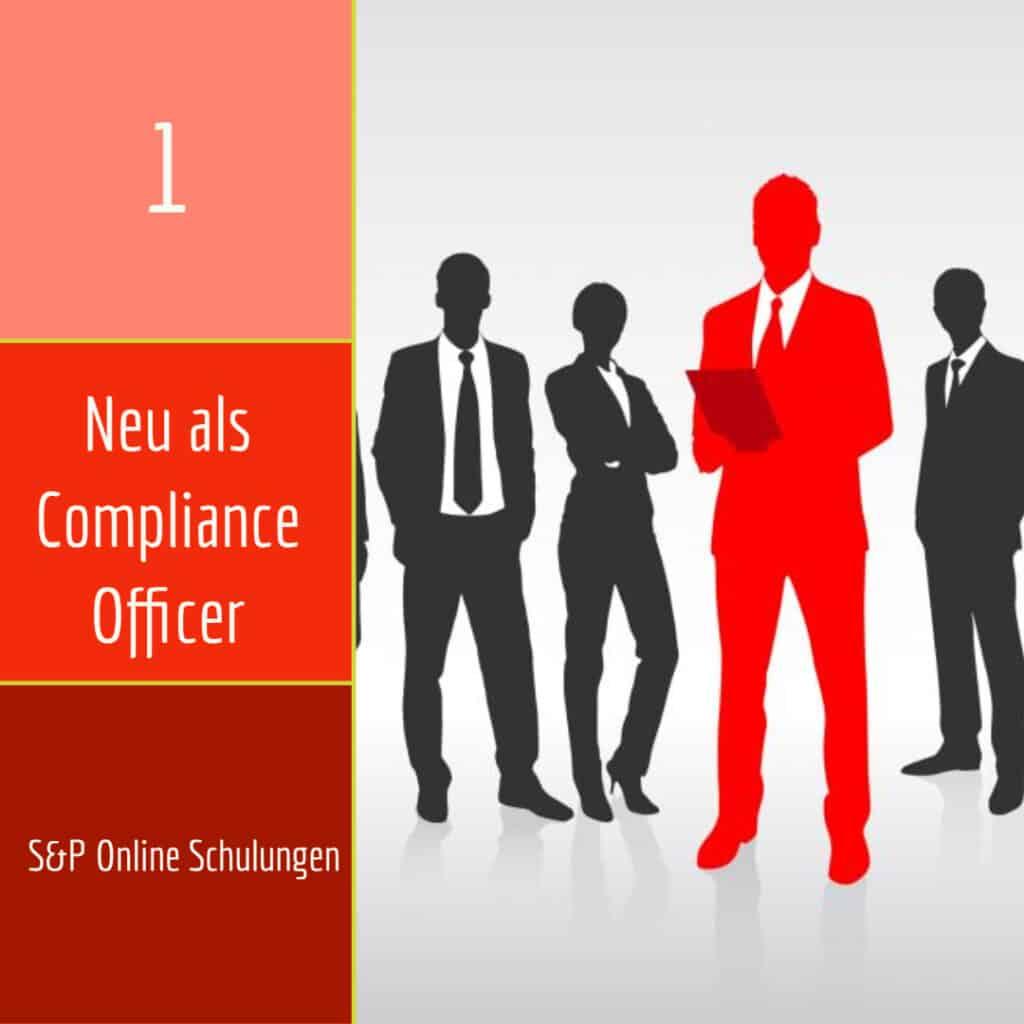 Ausbildung zum Compliance Officer + S&P Online Lehrgang