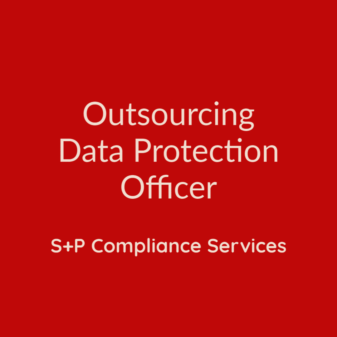 Outsourcing of Data Protection Officer – Inquire now online