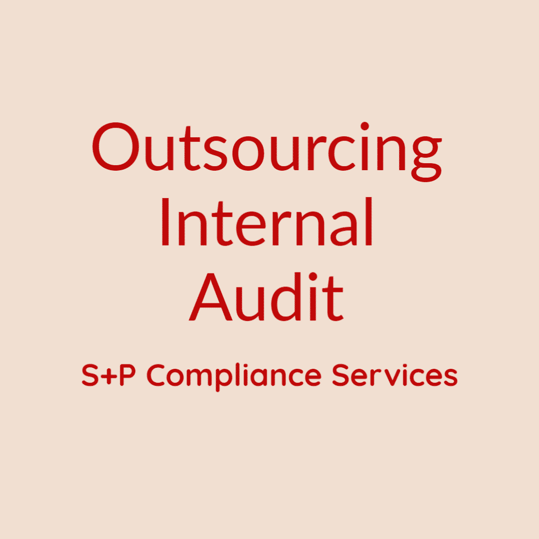 Internal Audit Outsourcing - Inquire now online