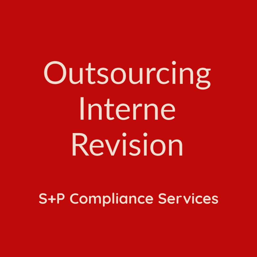 Auslagerung Interne Revision - Jetzt online anfragen