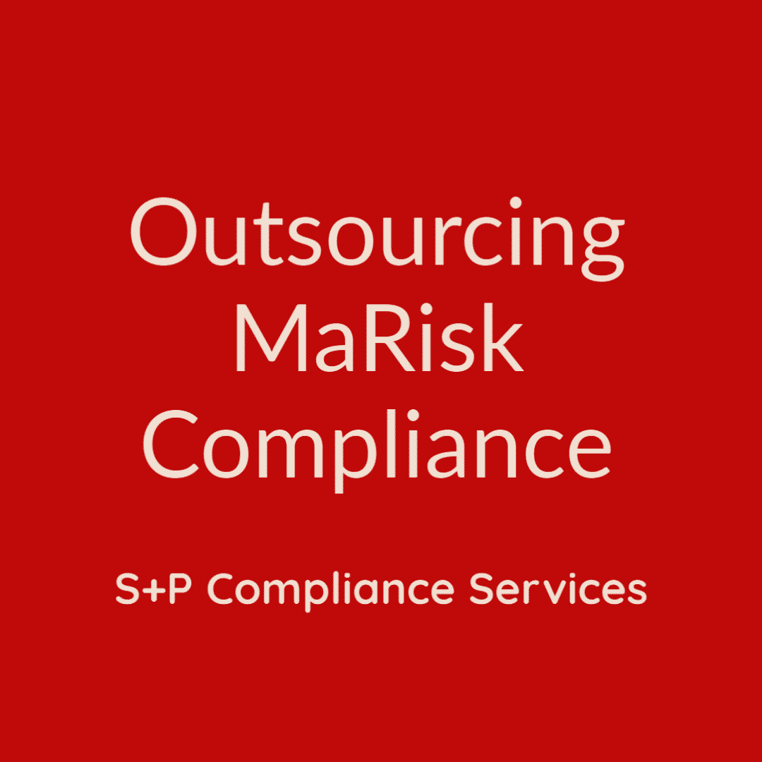 Auslagerung MaRisk-Compliance Officer