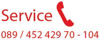 Unsere Kontaktnummer